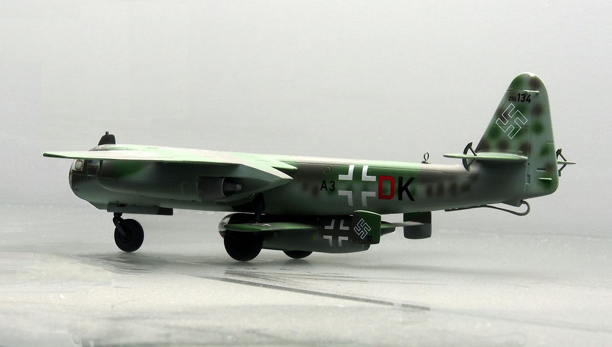 "Wings of the Luftwaffe ( 1992) – ""The Blitz"" – Arado Ar 234"