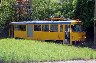 Departmental vehicle - Image: Arbeitswagen CVAG