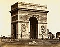 Arc de triomphe de l'Etoile - Édouard Baldus.jpg