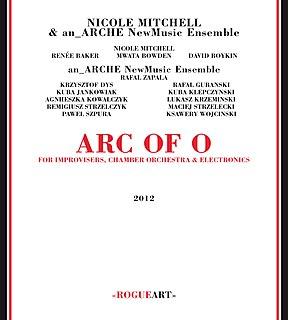 <i>Arc of O</i> 2012 live album by Nicole Mitchell
