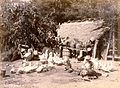 Archivo General de la Nación Argentina 1890 Mendoza Paisano en su rancho.jpg