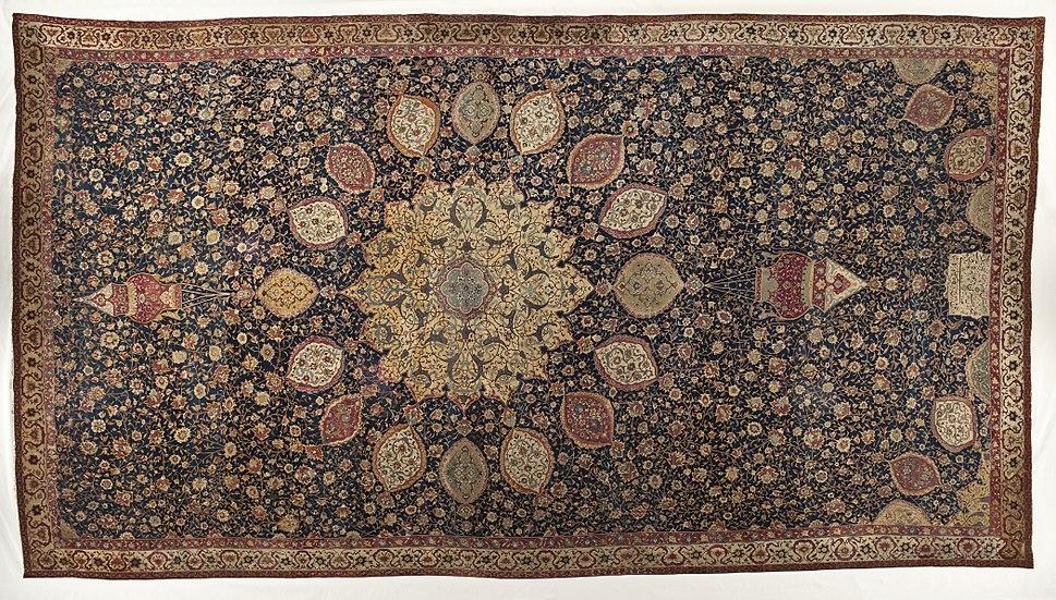 Ardabil Carpet LACMA 53.50.2 (1 of 8)