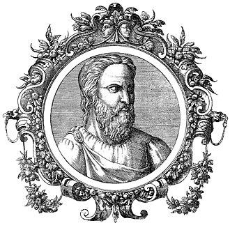 Aretaeus of Cappadocia - Image: Areteo di Cappadocia