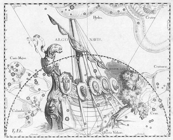 Argo Navis Hevelius