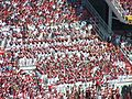 Arkansas Razorback Marching Band 2006.jpg