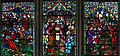 Armagh St. Patrick's Cathedral of the Church of Ireland South Transept W07 Archbishop Lord John George Beresford Memorial Window Detail Restoration of the Temple 2013 09 24.jpg