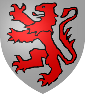 Anne of Armagnac - Coat-of-arms of the Armagnac family