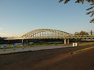 Asahikawa, Hokkaido - Asahibashi Bridge