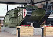 Ashford Mark IV female tank 05