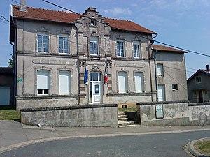 Attilloncourt - Town hall