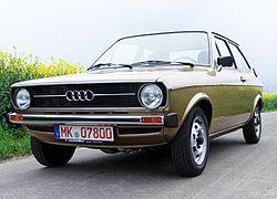 Audi 50 GL (1974–1976)