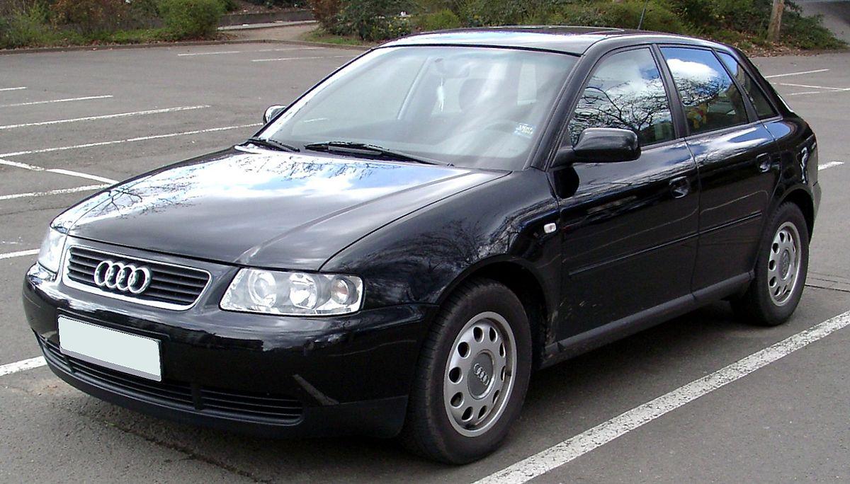 Audi A3 5 doors