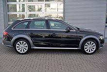 Audi A4 B8 Facelift allroad quattro 2.0 TFSI S tronic Phantomschwarz Seite.JPG