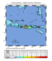August 2018 Lombok earthquake intensity map.png