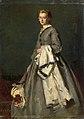 August Allebé - Een jonge vrouw.jpg