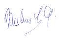 Augustin Bubnik podpis.jpg