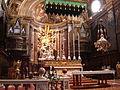 Autel de la Co-cathédrale Saint-Jean de La Valette.jpg