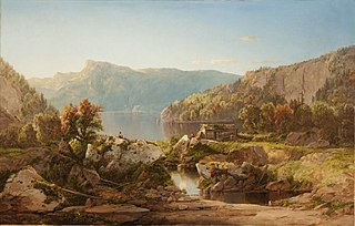 Autumn Morning on the Potomac