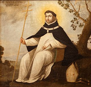Bartholomew of Braga Portuguese Dominican theologian