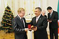 Awarding Tatarstan State Prize in the Field of Science and Technology (2010-12-30) 23.jpg
