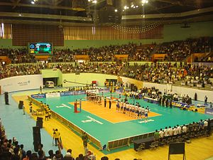 2013 FIVB Volleyball World League - Second Iran-Serbia match – Tehran