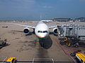 B-16705 - c-n 32645 - 777-35E ER - EVA Airways - Hong Kong (8321673742).jpg