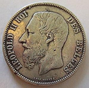BELGIUM, LEOPOLD II, 1873 ---5 FRANCS b.jpg