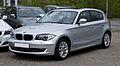 BMW 120d (E87) – Frontansicht, 15. April 2012, Mettmann.jpg