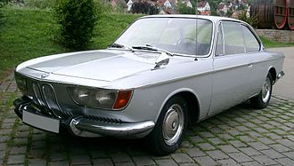 BMW New Class - BMW 2000 CS