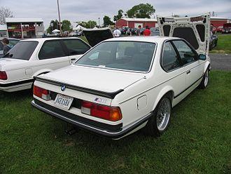 BMW M6 - BMW M6 coupe