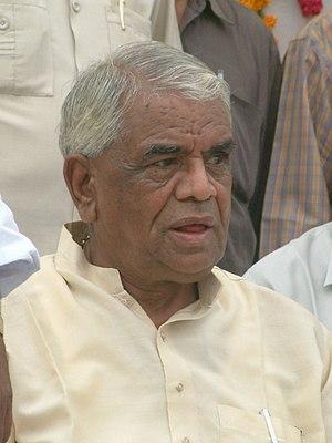 Babulal Gaur - Shri Babulal Gaur, Former Chief Minister of Madhya Pradesh