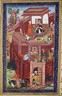 Aisan Daulat Begum Queen consort of Moghulistan