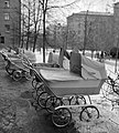 Baby carriage Fortepan 13611.jpg