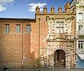 Bachelier - Hôtel d'Assézat - Toulouse - Entrée Place d'Assézat.jpg