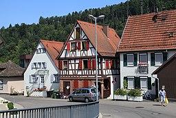 Seestraße in Bad Liebenzell