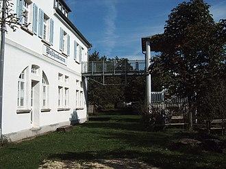 Wäschenbeuren - Former railroad station