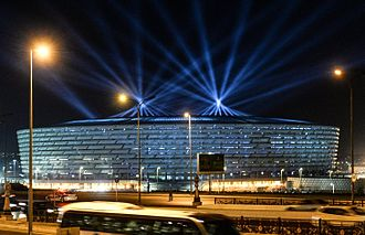 2015 European Games - Baku National Stadium