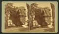 Balancing Rock, near Manitou, Col. (Estimated weight 300 tons. Four miles from Colorado Springs.), by Gurnsey, B. H. (Byron H.), 1833-1880.png