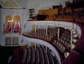 Balcony of Ford's Theatre, with view of the private box in which Abraham Lincoln was assassinated, Washington, D.C LCCN2011633249.tif
