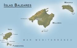 האיים הבלאריים