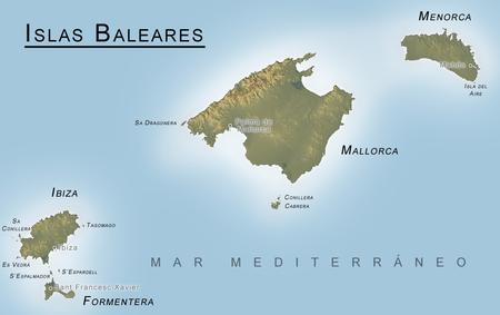 Islas Baleares - Wikipedia, la enciclopedia libre