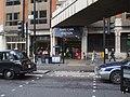 Barbican station entrance.JPG