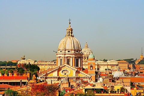 Rome in three days