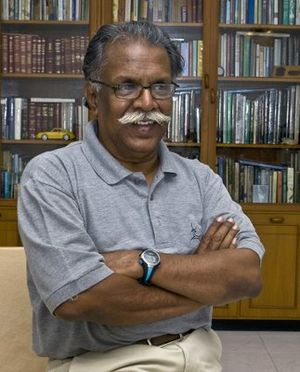 S. Theodore Baskaran - Image: Baskaran