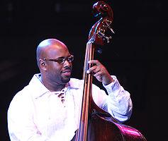McBride au Detroit Jazz Festival 2009