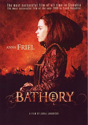 Bathory (film) - Theatrical release poster