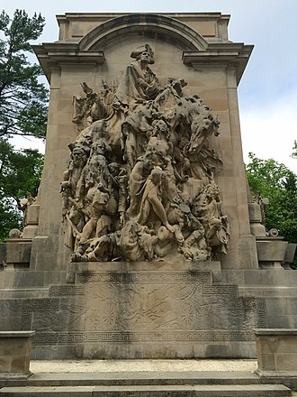 Princeton Battle Monument - Image: Battle of Princeton Monument