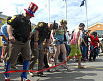 Bearing blisters for women, Men stand tall to raise awareness 130413-F-XD389-090.jpg