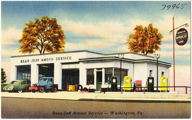 Washington Pa Car Dealerships >> File Beau Jeff Amoco Service Washington Pa 79965 Jpg