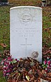 Beaumont CWGC gravestone, Kirkdale Cemetery.jpg